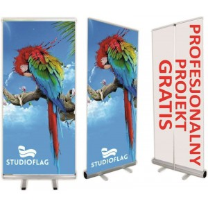ROLL-UP STRONG 100x200cm BLOCKOUT ROLLUP