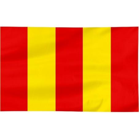 Flaga województwa Łódzkiego - barwy 300x150cm