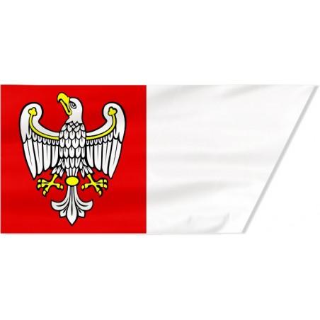 Flaga województwa Wielkopolskiego 150x90cm