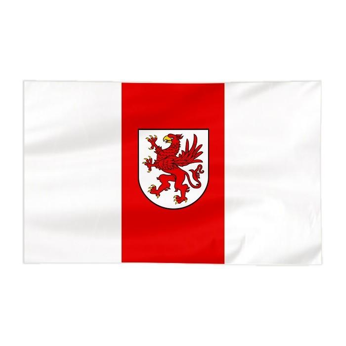 Flaga województwa Zachodniopomorskiego 150x90cm