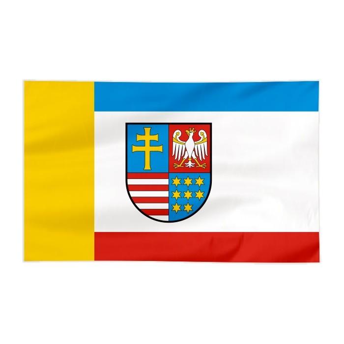 Flaga województwa Świętokrzyskiego 300x150cm