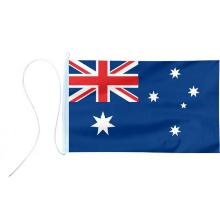Flaga jachtowa Australii 65x40cm - pod sailing