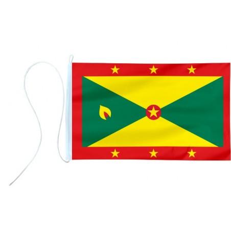 Flaga jachtowa Grenady 30x20cm - pod sailing