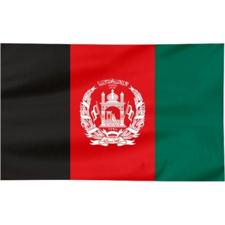 Flaga Afganistanu 150x90cm
