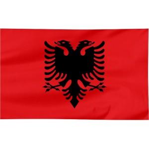 Flaga Albanii 150x90cm