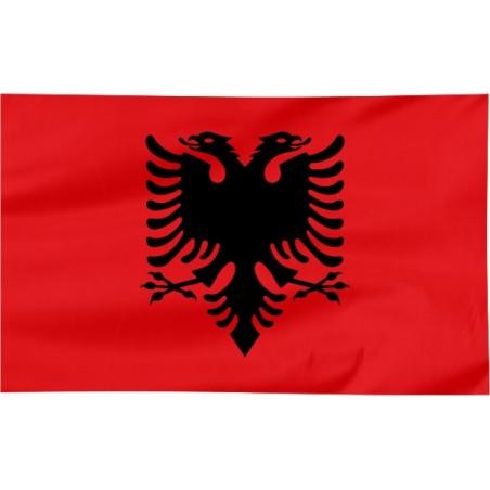 Flaga Albanii 300x150cm