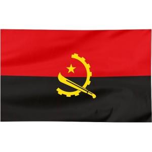 Flaga Angoli 300x150cm