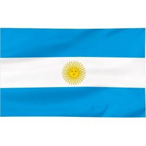 Flaga Argentyny 300x150cm