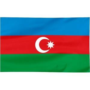 Flaga Azerbejdżanu 100x60cm