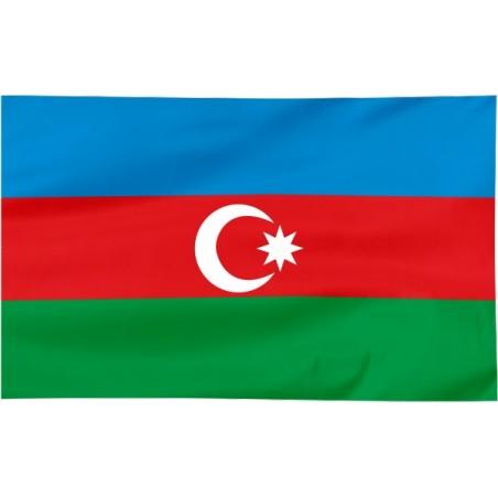 Flaga Azerbejdżanu 300x150cm
