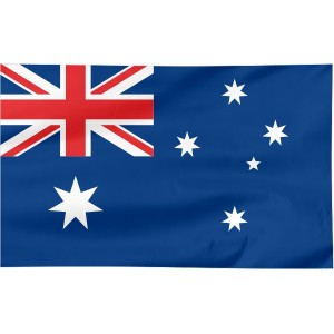 Flaga Australii 120x75cm