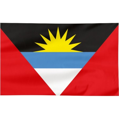 Flaga Antigui i Barbudy 120x75cm