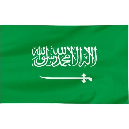 Flaga Arabii Saudyjskiej 150x90cm