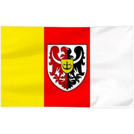 Flaga powiatu Bolesławieckiego 300x150cm