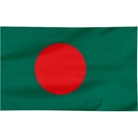 Flaga Bangladeszu 120x75cm