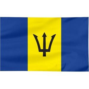 Flaga Barbadosu 120x75cm
