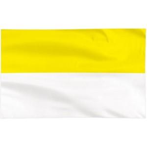 Flaga Papieska żółto-biała 120x75cm