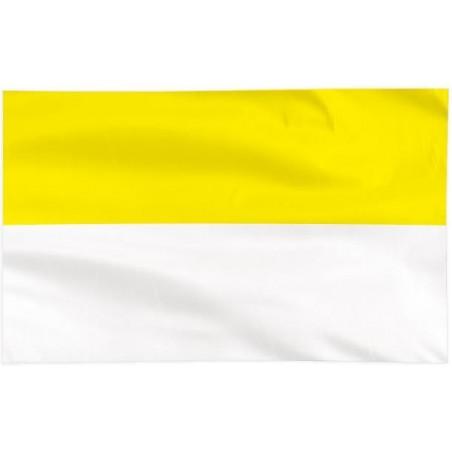 Flaga Papieska żółto-biała 150x90cm