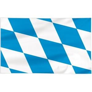 Flaga Bawarii - barwy 100x60cm