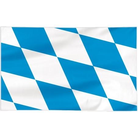 Flaga Bawarii - barwy 120x75cm