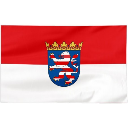 Flaga Hesji 100x60cm
