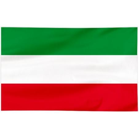 Flaga Nadrenii Północnej - Westfalii 120x75cm