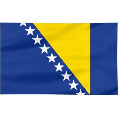 Flaga Bośni i Hercegowiny 300x150cm