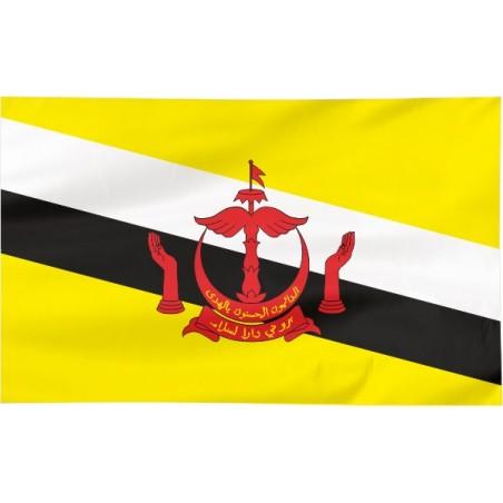 Flaga Brunei 120x75cm