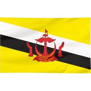 Flaga Brunei 300x150cm