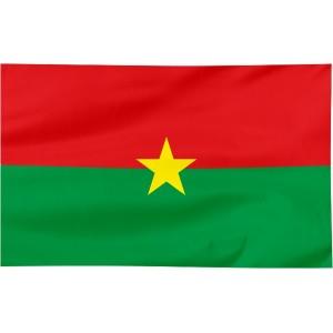 Flaga Burkina Faso 300x150cm