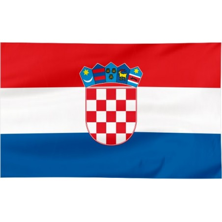 Flaga Chorwacji 300x150cm