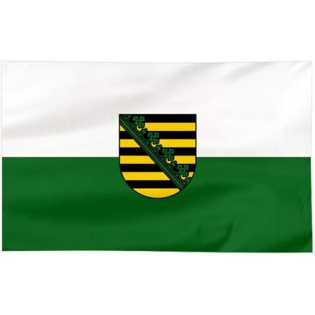 Flaga Saksonii 150x90cm