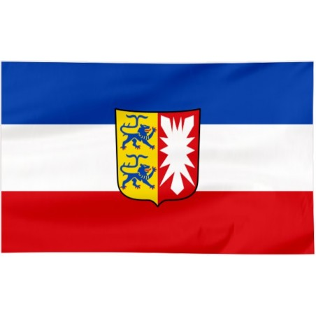 Flaga Szlezwik - Holsztyn 300x150cm
