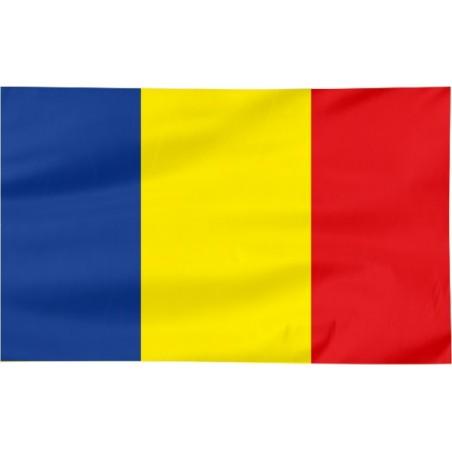 Flaga Czadu 120x75cm