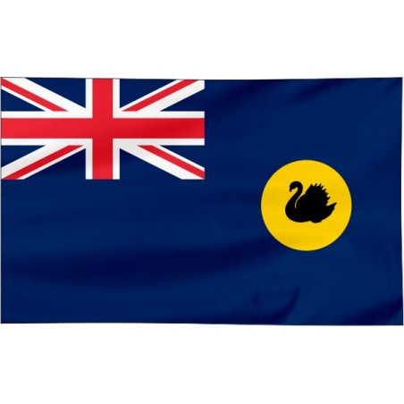 Flaga Australii Zachodniej 300x150cm
