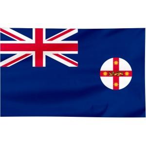 Flaga Nowej Południowej Walii 150x90cm