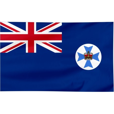 Flaga Queenslandu 100x60cm