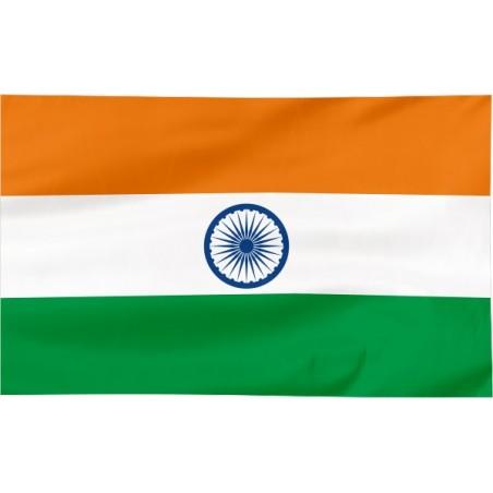 Flaga Indii 100x60cm