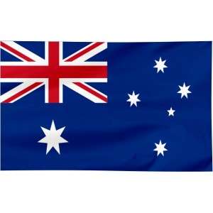 Flaga Wyspy Heard i McDonalda 150x90cm