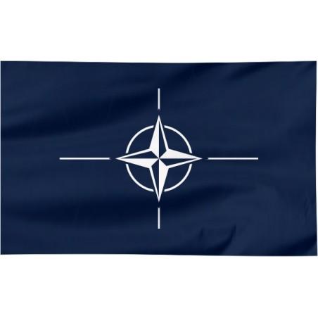 Flaga NATO 150x90cm