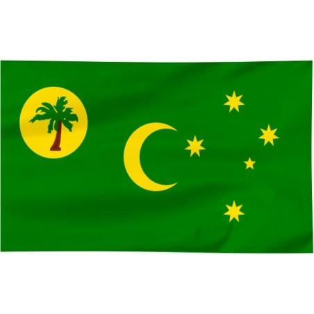 Flaga Wyspy Kokosowe 120x75cm