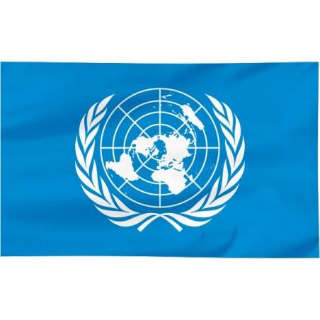 Flaga ONZ 100x60cm