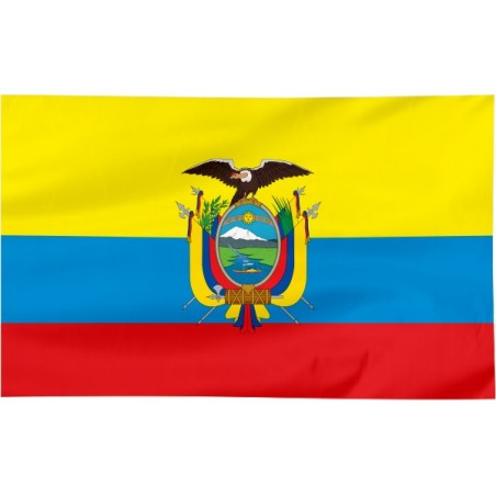 Flaga Ekwadoru 150x90cm