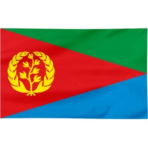 Flaga Erytrei 120x75cm