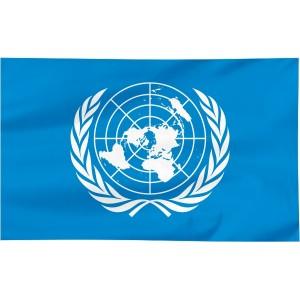 Flaga ONZ 300x150cm