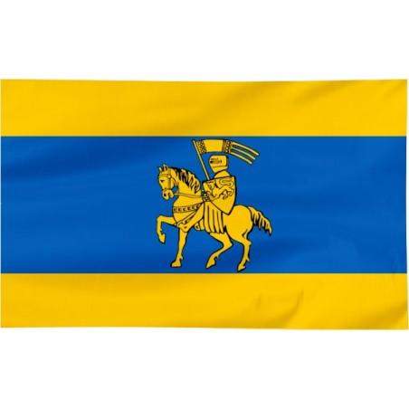 Flaga Schwerinu 300x150cm