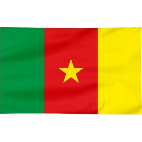 Flaga Kamerunu 120x75cm