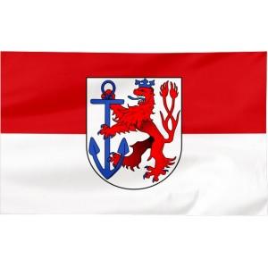 Flaga Düsseldorfu 120x75cm