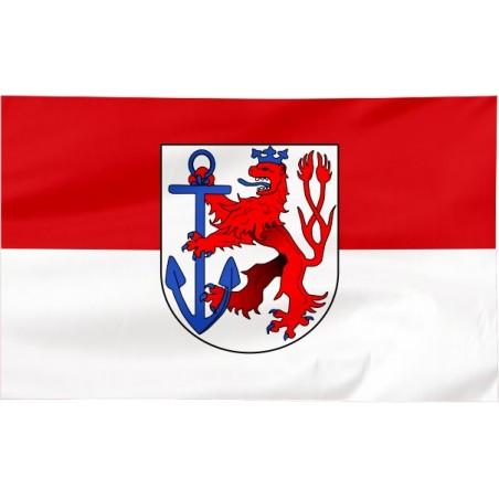 Flaga Düsseldorfu 150x90cm