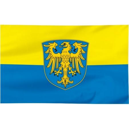 Flaga Górnego Śląska 300x150cm